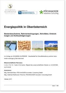 Energiepolitik in Oberösterreich
