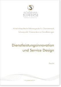Dienstleistungsinnovation und Service Design