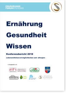 Ernährung, Gesundheit, Wissen – Konferenzbericht 2018