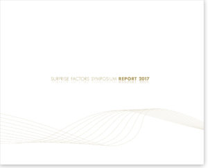 SURPRISE FACTORS SYMPOSIUM REPORT 2017: Alles außer Kontrolle?