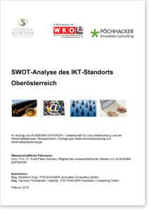 SWOT-Analyse des IKT Standortes Oberösterreich