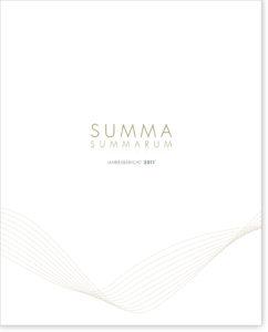 SUMMA SUMMARUM 2011
