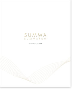 SUMMA SUMMARUM 2014