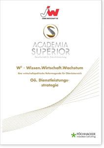 Oberösterreichische Dienstleistungsstrategie