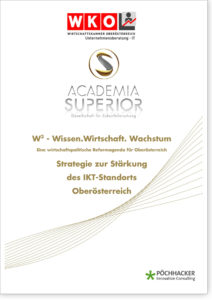 Strategie zur Stärkung des IKT-Standorts Oberösterreich