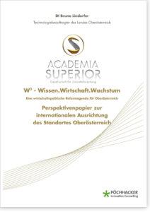 Internationale Ausrichtung des Standortes Oberösterreich