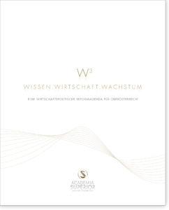 W³ Wissen. Wirtschaft. Wachstum – Eine Wirtschaftspolitische Reformagenda für Oberösterreich