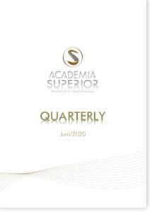 ACADEMIA SUPERIOR QUARTERLY | Sonderausgabe Juni 2020