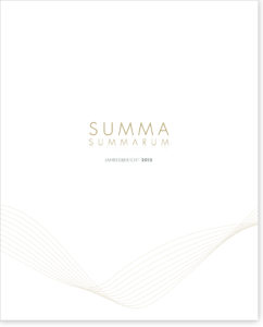 SUMMA SUMMARUM 2015