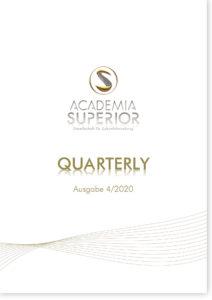 ACADEMIA SUPERIOR QUARTERLY | Ausgabe 4/2020