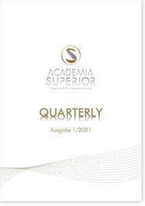 ACADEMIA SUPERIOR QUARTERLY | Ausgabe 1/2021